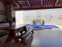Casa 3 quartos com um suíte alto padrão Residencial Aquarios Goiânia