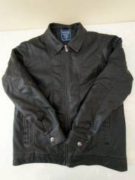 Jaqueta de Couro Vmong G