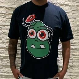 Título do anúncio: Camisa 30.1 100% algodão, graffiti rj