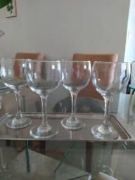Conjunto taças de vinho