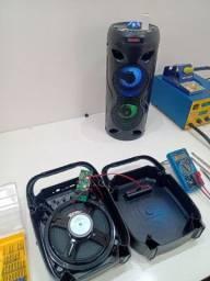 Título do anúncio: Conserto de smart TV e caixas de som
