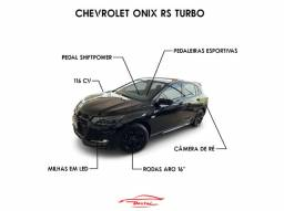 Título do anúncio: Chevrolet Onix RS Turbo (12.000km)