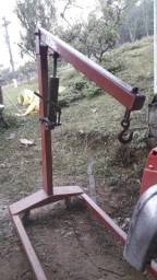 Guincho hidráulico girafa 500kg