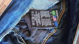 Calça jeans feminina DAMYLLER