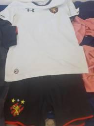 Kit sport e uma camisa