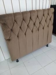 Cabeceira com Pé  R$300,00