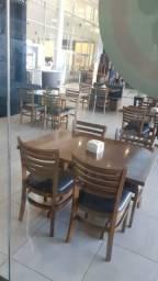 Vendo vários equipamentos e mobílias pra restaurantes