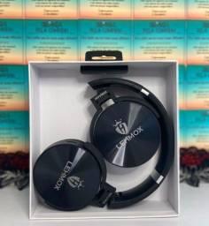 Promoção: Fones de Ouvido Lemox alta qualidade.