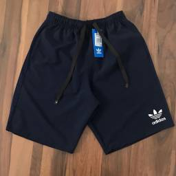 Título do anúncio: Promoção Shorts Tactel Adidas Preta