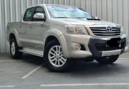 ToyotaHILUX SRV 4x4 BLINDADA