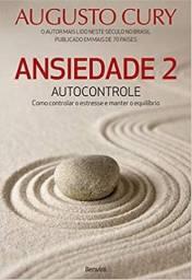 Livro Ansiedade 2: Autocontrole - Novo e Lacrado
