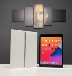 Título do anúncio: Hoje- Ipad 8 Geração 32GB Wifi Cinza Espacial- Produto Lacrado _Garantia 1 ano apple