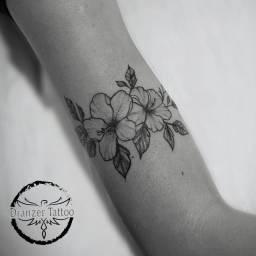 Tatuagens com valor promocional