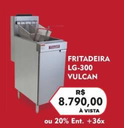 Fritadeira a gás profissional VULCAN - JM equipamentos
