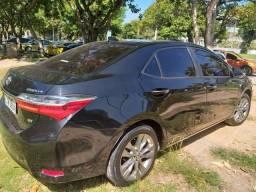 Toyota Corolla Preto
