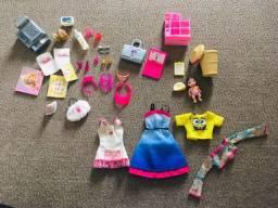 Lote de Barbie original