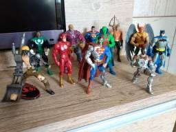 Coleção DC Comics/ Exterminador da Neca