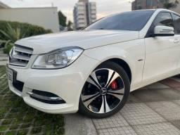 Título do anúncio: Mercedes Bens C180 lindíssima