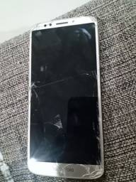 Título do anúncio: Motorola G6 Play Tela quebrada .
