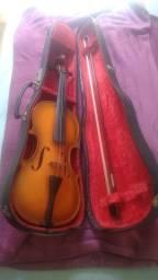Violino Artesanal Manson (Super Novo)