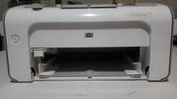 HP LaserJet Impressora P1102 Usada