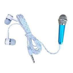 Título do anúncio: Fone com mini microfone