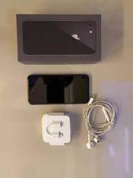 Vendo iPhone 8 64GB Preto