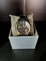 Relógio Invicta Collection Gold - Mod. 90242-003 Original