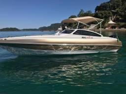 Real 24 open ( Nova 2021 ) Lancha Real Powerboats - Direto de Fábrica ! Modelo 2021