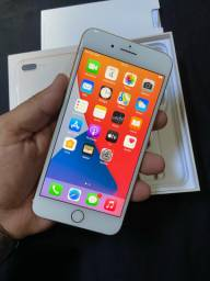 Vendo Ou Troco Iphone 8 Plus 64 Gb Impecável!