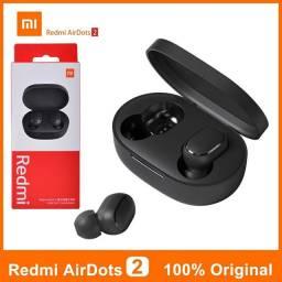 Redmi airdotes 2 (produto novo ) entrega grátis