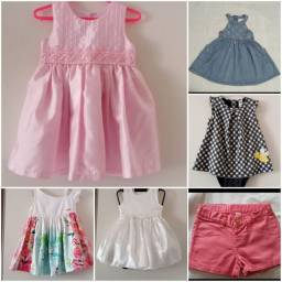 Vestidos  menina 1 ano