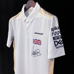 Título do anúncio: Camisa Polo Fórmula 1 - Dryfit