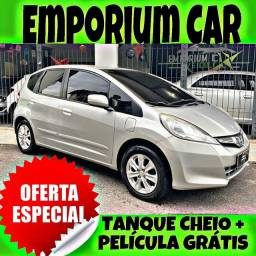OFERTA RELÂMPAGO!!! HONDA FIT 1.4 LX ANO 2014 COM MIL DE ENTRADA