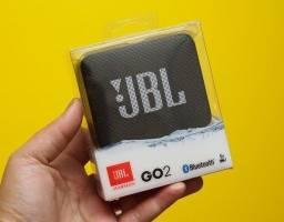 Caixa de som bluetooth JBL Go2 - Original