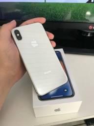 iPhone X Prata, 256gb - Raridade, Super Novo, Completo - Act Cartões