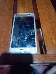 Título do anúncio: celular para retirada de peças