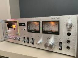 Tape Deck Polyvox Cp 750d/ Não Gradiente-marantz-akai-sony.