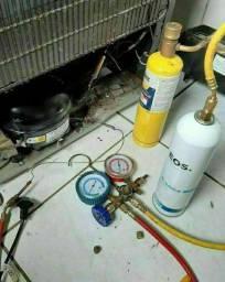 Refrigeração consertamos geladeiras freezers e ar condicionados