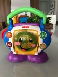 Brinquedo interativo Fisher Price