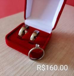 O trio R$ 160.00 em valor promocional