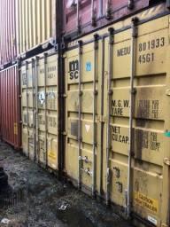 Título do anúncio: Container 40 pés 12 metros Msc top