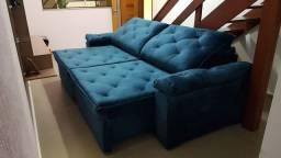Título do anúncio: Vendo sofá 5 lugares ( retirar no local )