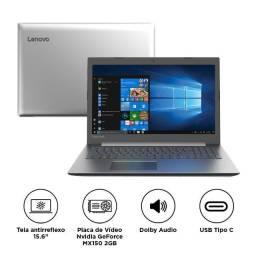 "Notebook Lenovo Ideapad Intel Core i3 4GB 1TB 15,6"""