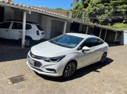 Chevrolet Cruze Ltz 2 Branco c/ park Assist + 4 pneus zero + kit cruze + Placa de Goiania