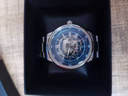 Relógio Monte Carlo Automático