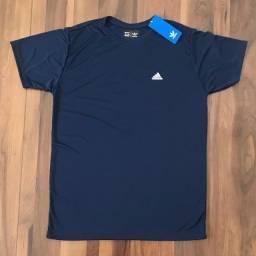 Título do anúncio: Camiseta Dry Fit Adidas Azul