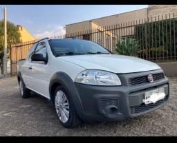 Título do anúncio: Strada working 1.4 flex Fiat cabine estendida