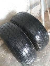 pneu. usado 16 70 255 p pickp os 4 pneus