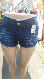 Shorts plus jeans